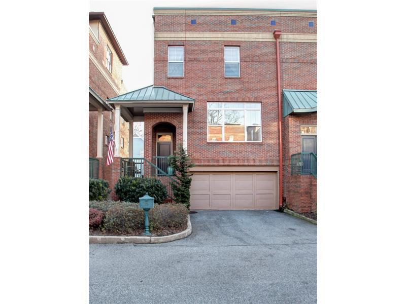 44 Emerson Hill Square #44, Marietta, GA 30060 (MLS #5644784) :: North Atlanta Home Team