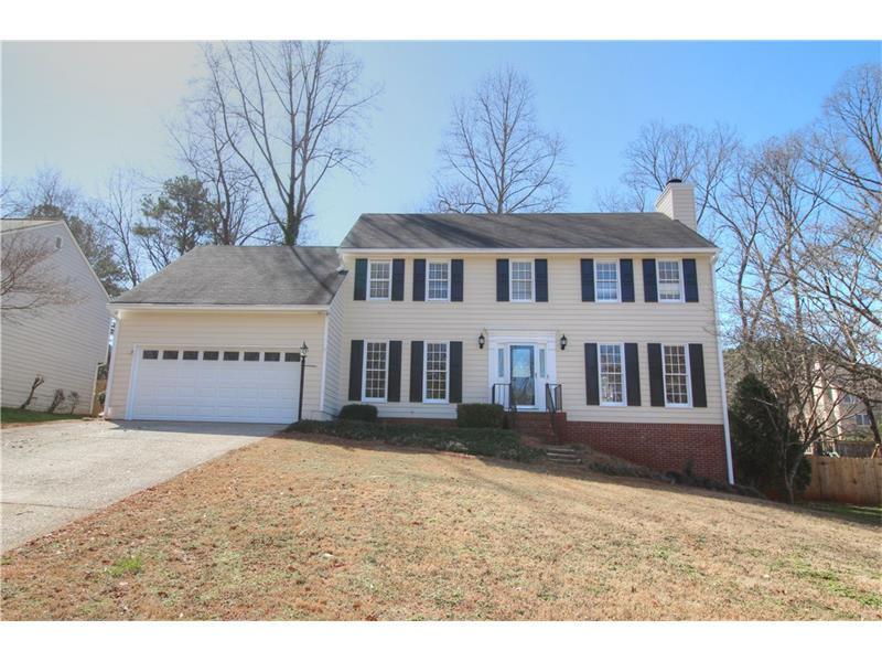 3095 Vicksburg Drive, Lawrenceville, GA 30044 (MLS #5651835) :: North Atlanta Home Team