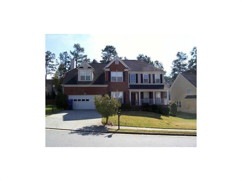 814 Montecruz Drive, Lawrenceville, GA 30045 (MLS #5652101) :: North Atlanta Home Team