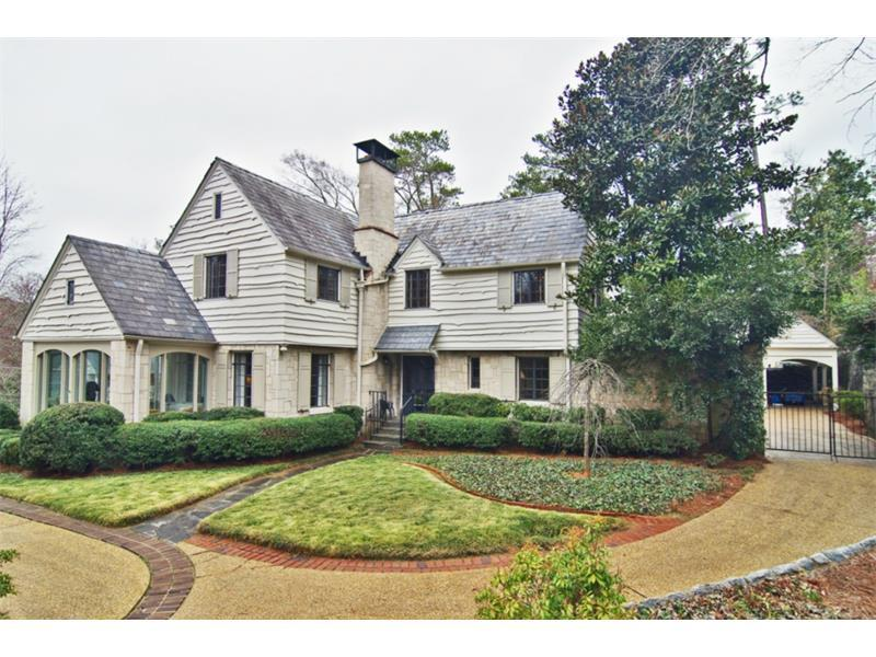 539 Manor Ridge Drive NW, Atlanta, GA 30305 (MLS #5653029) :: North Atlanta Home Team