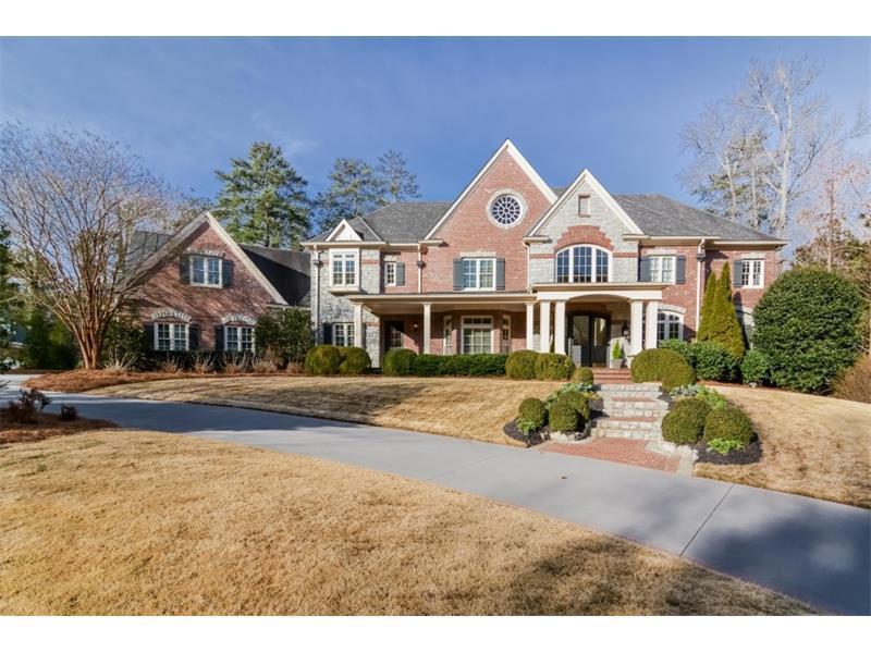 115 Green Falls Point, Sandy Springs, GA 30350 (MLS #5658574) :: North Atlanta Home Team