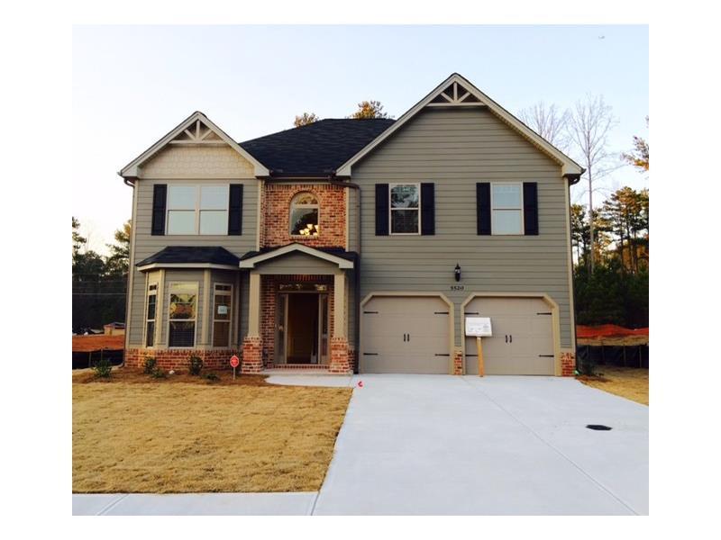 5767 Sawgrass Circle, Lithonia, GA 30038 (MLS #5660023) :: North Atlanta Home Team