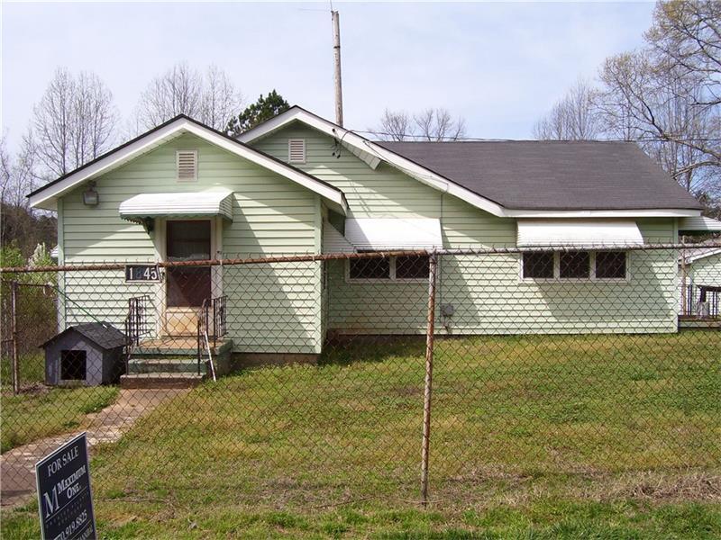 1845 Dove Drive SW, Atlanta, GA 30331 (MLS #5661991) :: North Atlanta Home Team