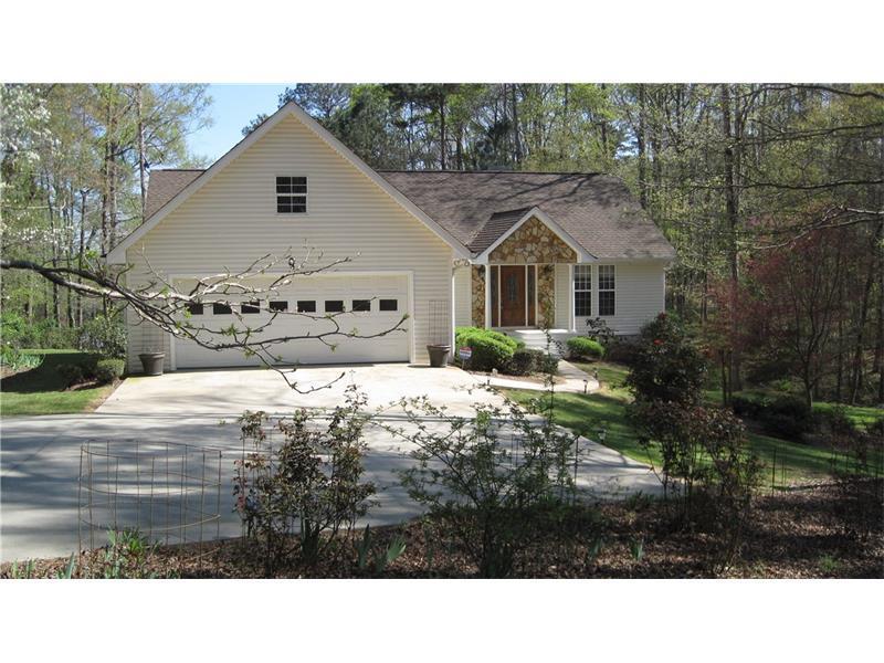 1261 Morgan Drive, Buckhead, GA 30625 (MLS #5662912) :: North Atlanta Home Team