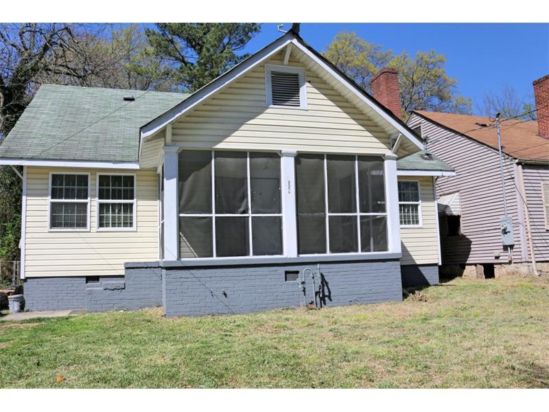 225 Laurel Avenue, Atlanta, GA 30314 (MLS #5664632) :: North Atlanta Home Team