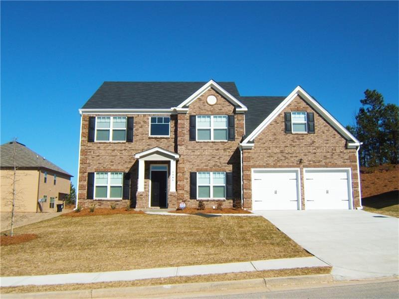 321 Pernell Drive, Hampton, GA 30228 (MLS #5664938) :: North Atlanta Home Team