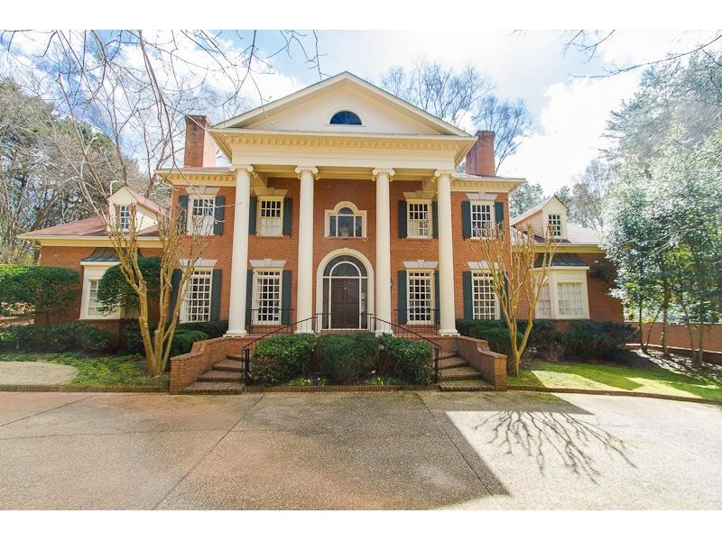30 Cates Ridge, Sandy Springs, GA 30327 (MLS #5668746) :: North Atlanta Home Team