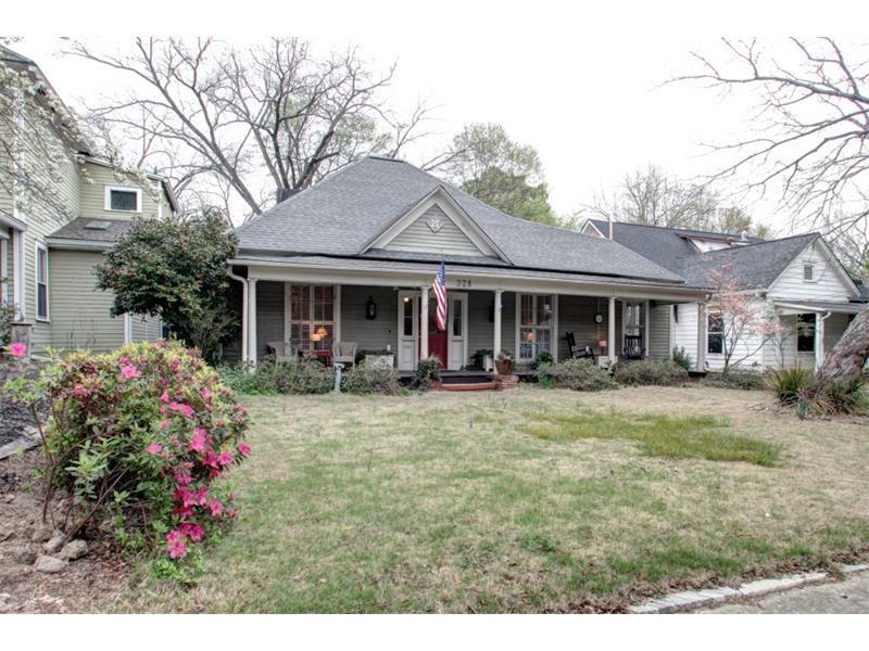 328 Church Street NE, Marietta, GA 30060 (MLS #5668908) :: North Atlanta Home Team