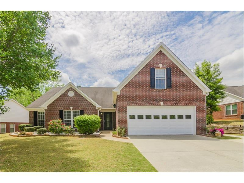 1065 Rafington Drive, Lawrenceville, GA 30046 (MLS #5669699) :: Carrington Real Estate Services