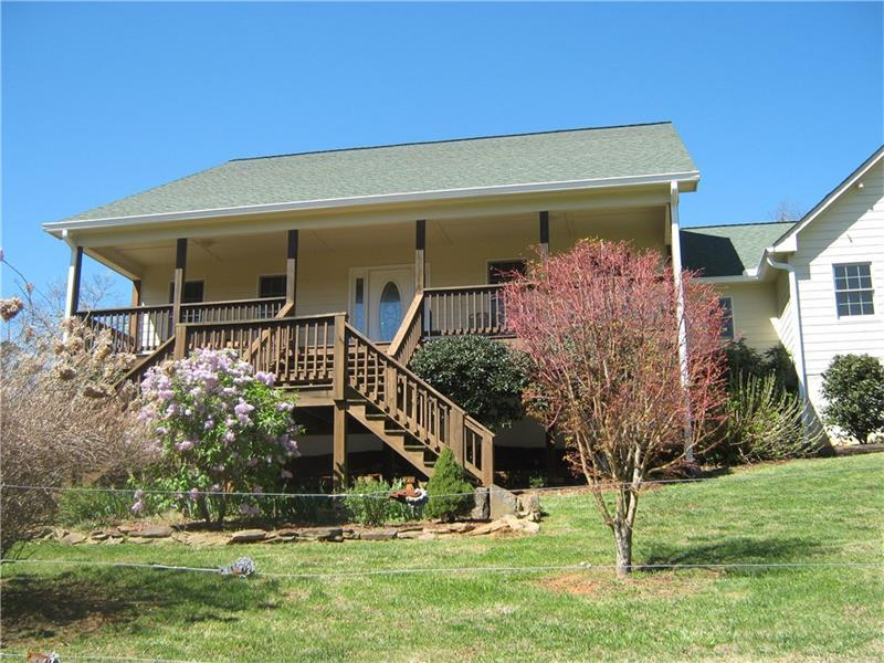 1108 Ridgeway Church Road, Ellijay, GA 30540 (MLS #5669972) :: North Atlanta Home Team