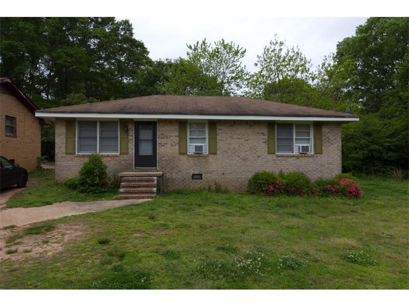 401 Oak Drive, Social Circle, GA 30025 (MLS #5673851) :: North Atlanta Home Team