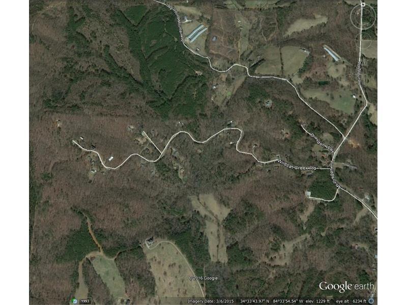 0 Wildcat Creek Drive, Ellijay, GA 30540 (MLS #5676818) :: North Atlanta Home Team