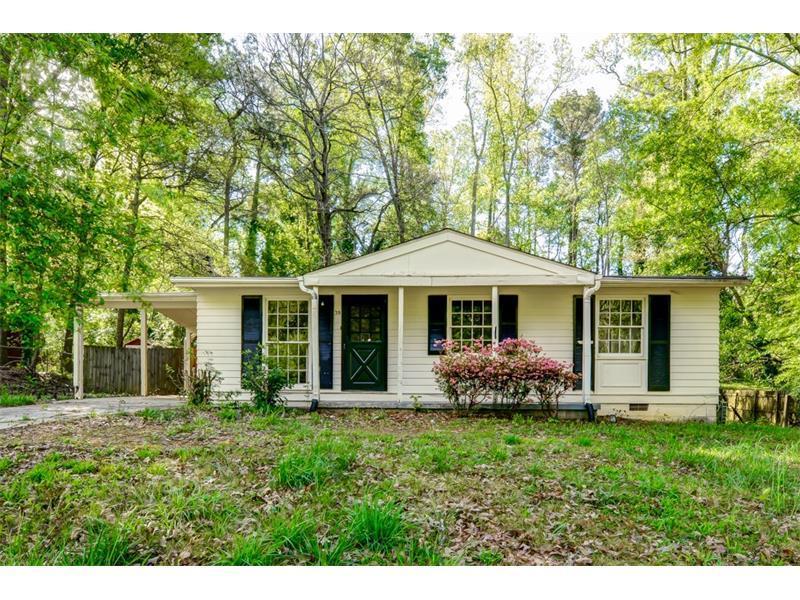 38 Lucia Drive SE, Smyrna, GA 30082 (MLS #5677804) :: North Atlanta Home Team