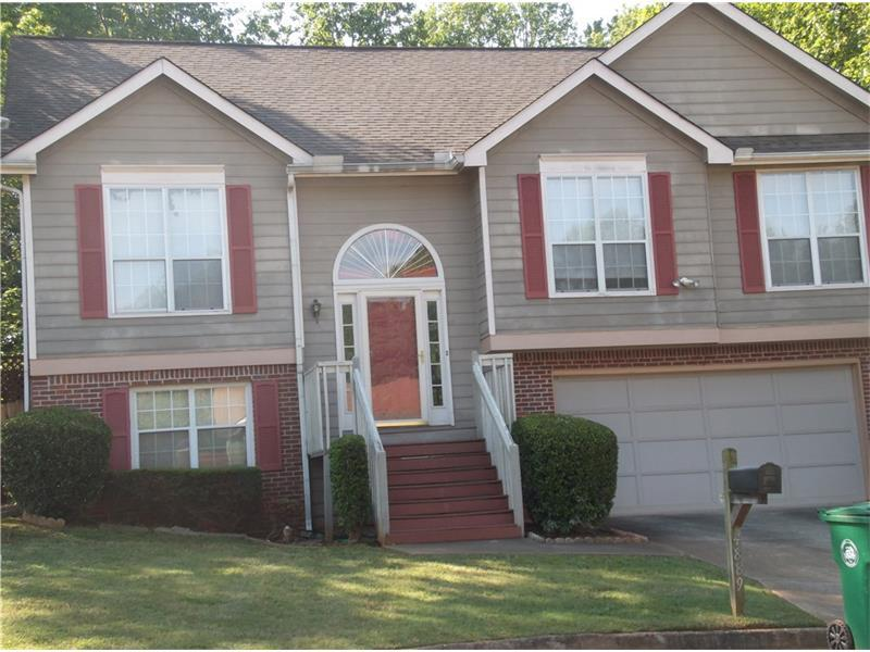 4889 Wedgewood Way, Stone Mountain, GA 30088 (MLS #5680445) :: North Atlanta Home Team