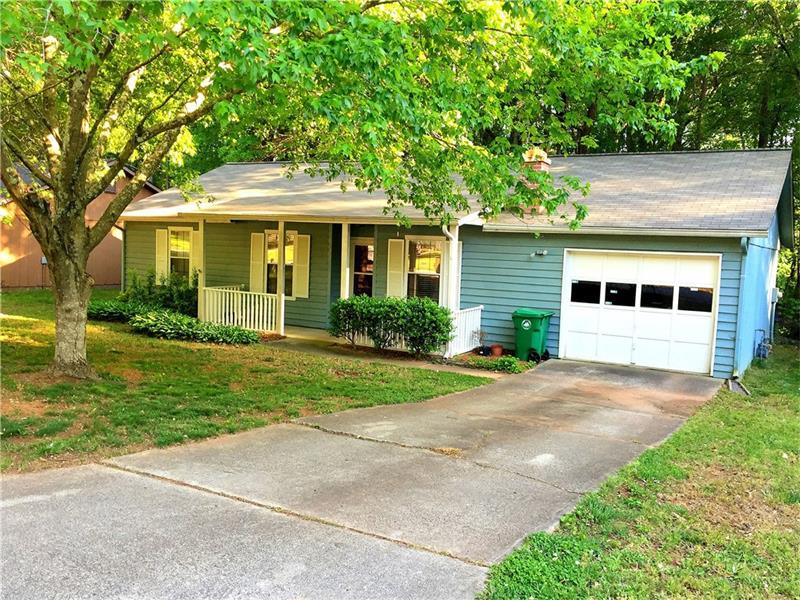 5012 Galbraith Circle, Stone Mountain, GA 30088 (MLS #5681142) :: North Atlanta Home Team