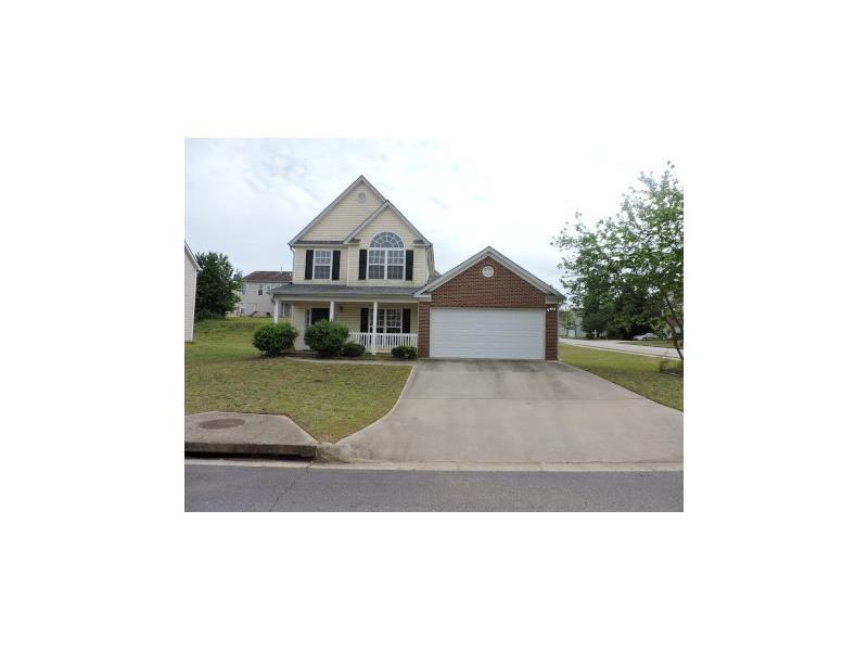 2807 Amerson Trail, Ellenwood, GA 30294 (MLS #5681275) :: North Atlanta Home Team