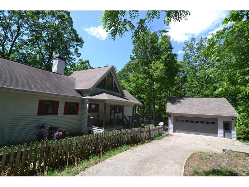 245 Arrowhead Drive, Jasper, GA 30143 (MLS #5682141) :: North Atlanta Home Team