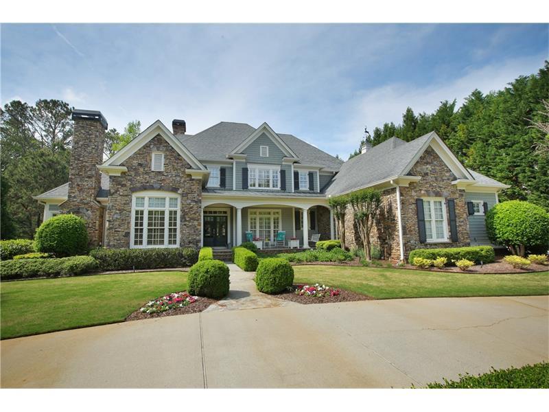 315 White Columns Court, Milton, GA 30004 (MLS #5683465) :: North Atlanta Home Team