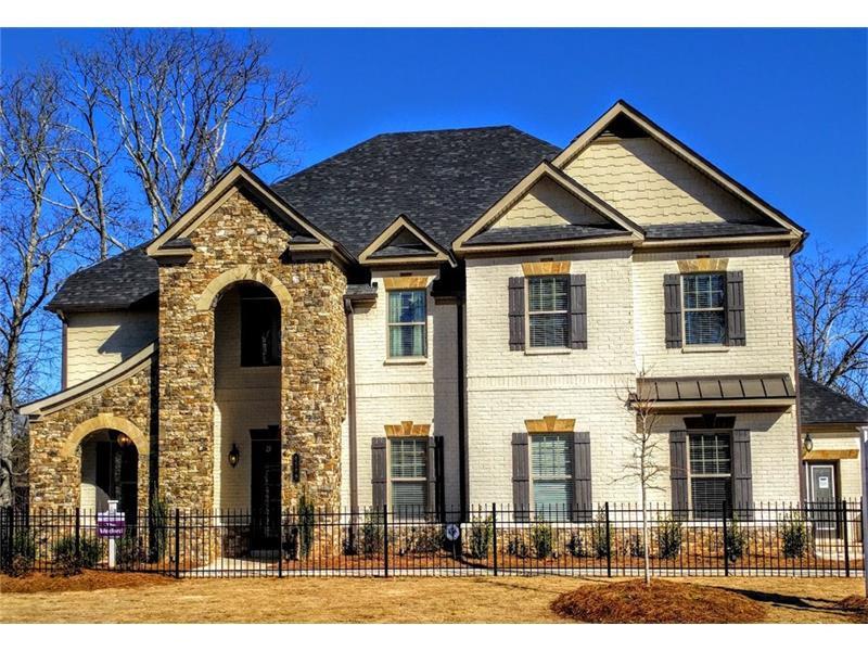 4509 Lake Falls Drive, Buford, GA 30519 (MLS #5686316) :: North Atlanta Home Team
