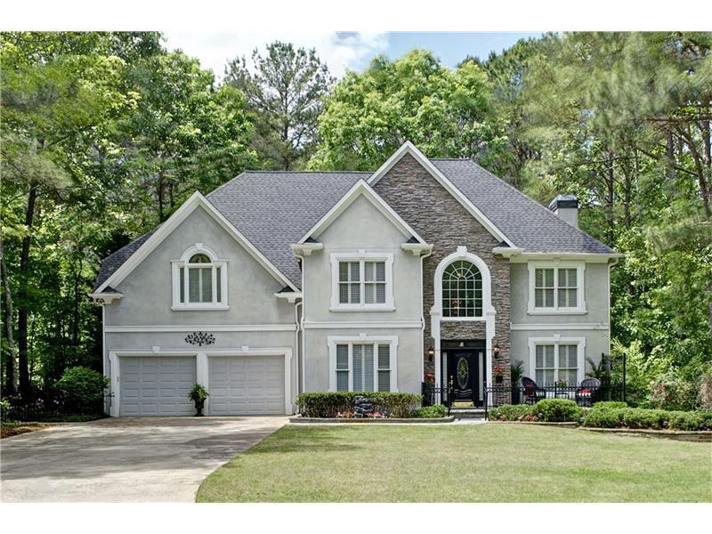 1065 Longwood Drive, Woodstock, GA 30189 (MLS #5687482) :: North Atlanta Home Team