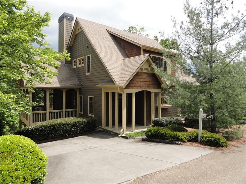 229 Laurel Ridge Trail, Big Canoe, GA 30143 (MLS #5687993) :: North Atlanta Home Team