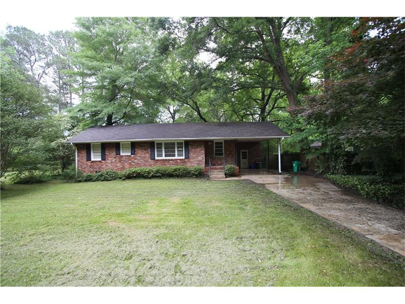 993 Scott Circle, Decatur, GA 30033 (MLS #5688931) :: North Atlanta Home Team