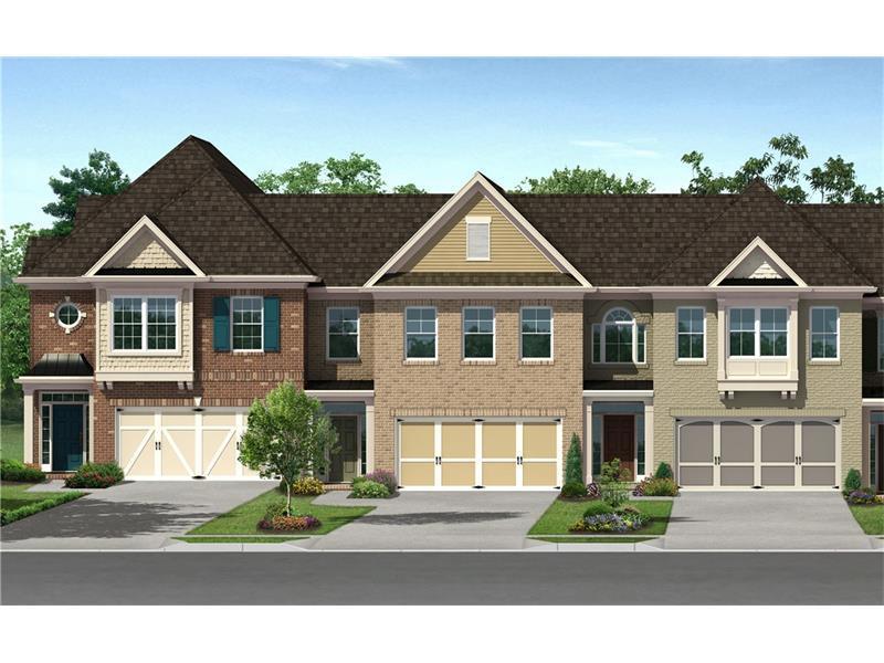 1023 Towneship Way #9, Roswell, GA 30075 (MLS #5691229) :: North Atlanta Home Team