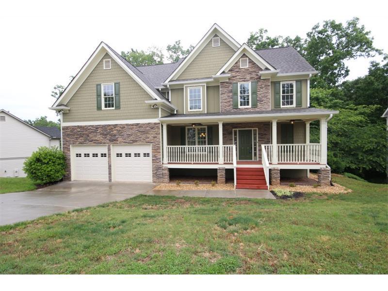 4912 Shallow Creek Trail NW, Kennesaw, GA 30144 (MLS #5693070) :: North Atlanta Home Team