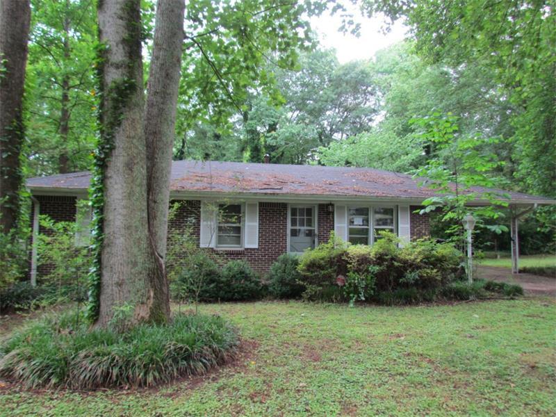 121 Terry Lane NW, Lilburn, GA 30047 (MLS #5694673) :: North Atlanta Home Team