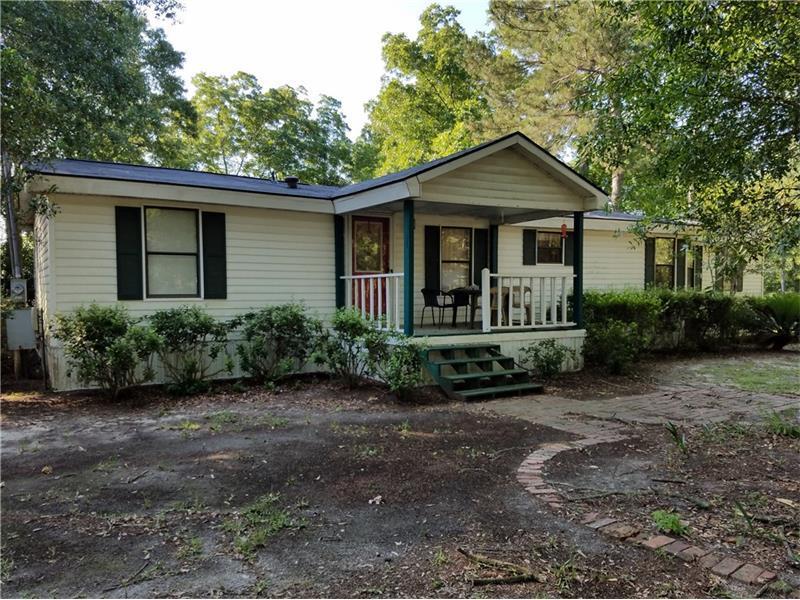 3662 Poplar Springs Church Road, Portal, GA 30450 (MLS #5695567) :: North Atlanta Home Team