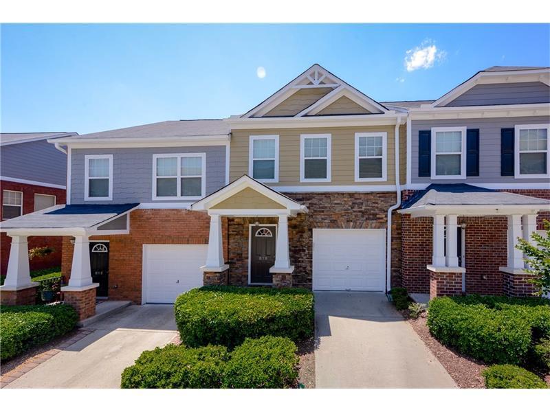 818 Tulip Poplar Way, Lawrenceville, GA 30044 (MLS #5696953) :: North Atlanta Home Team