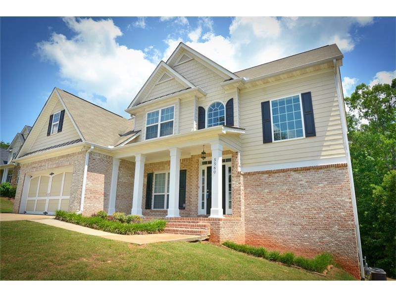 5560 Doe Trot Trail, Douglasville, GA 30135 (MLS #5697196) :: North Atlanta Home Team