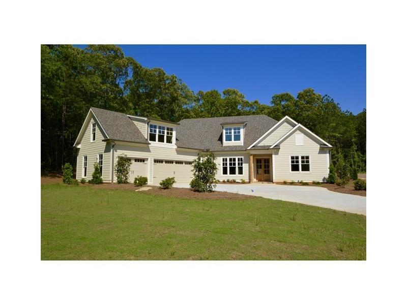 525 Woodward Drive, Fayetteville, GA 30215 (MLS #5697790) :: North Atlanta Home Team