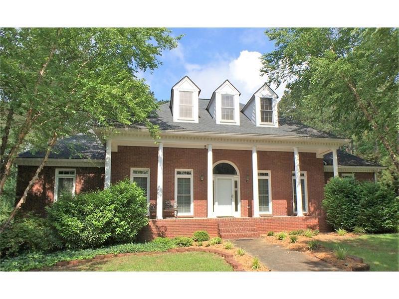 195 Lang Drive, Fayetteville, GA 30214 (MLS #5698117) :: North Atlanta Home Team