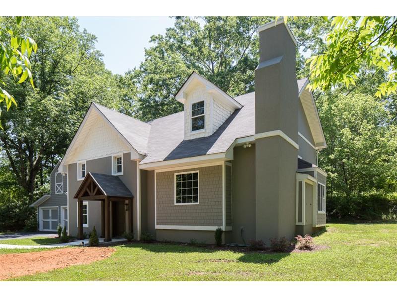284 Siloam Church Road, Dahlonega, GA 30533 (MLS #5698264) :: North Atlanta Home Team
