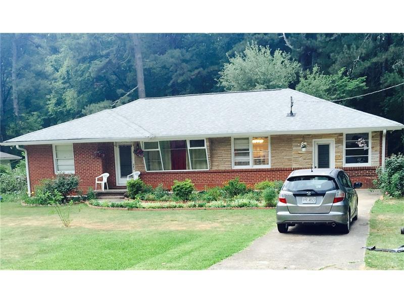 1692 Zemory Drive, Tucker, GA 30084 (MLS #5698928) :: North Atlanta Home Team