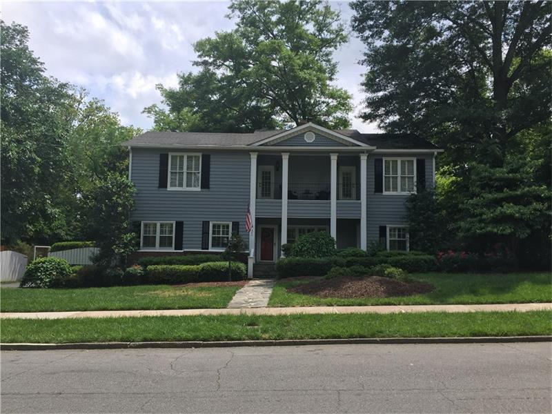 202 Forest Avenue NE, Marietta, GA 30060 (MLS #5699712) :: North Atlanta Home Team