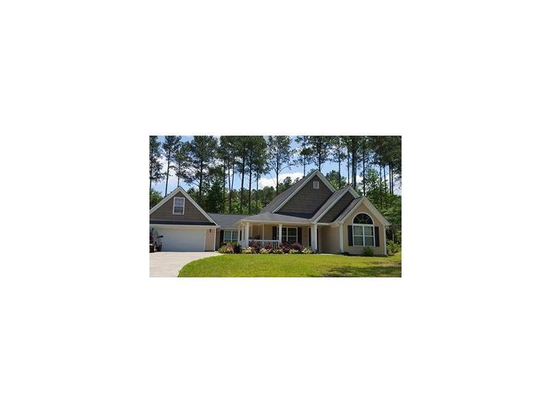 268 E River Bend Drive, Eatonton, GA 30124 (MLS #5700459) :: North Atlanta Home Team