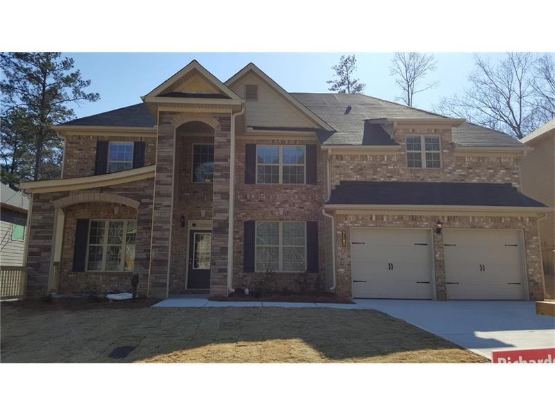 611 Stream Court, Fairburn, GA 30213 (MLS #5701427) :: North Atlanta Home Team