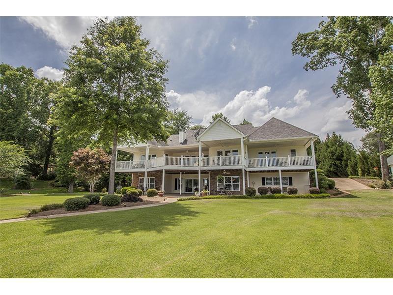368 Rockville Springs Drive, Eatonton, GA 31024 (MLS #5701767) :: North Atlanta Home Team