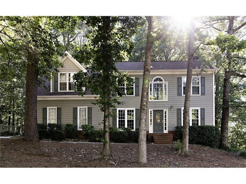 516 Summer Terrace, Woodstock, GA 30189 (MLS #5702041) :: North Atlanta Home Team