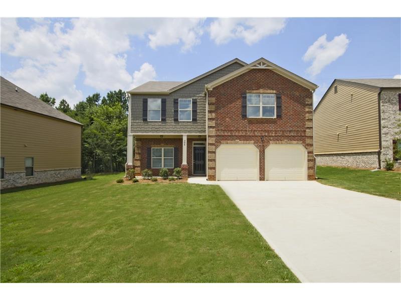 8408 Hillspire Drive, Douglasville, GA 30134 (MLS #5702781) :: North Atlanta Home Team