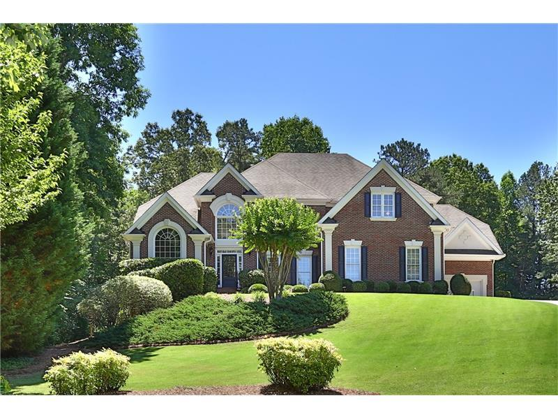 830 Driffield Court, Alpharetta, GA 30009 (MLS #5703242) :: North Atlanta Home Team