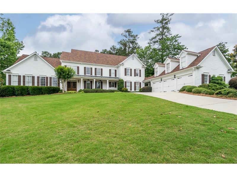 625 Glen National Drive, Milton, GA 30004 (MLS #5703313) :: North Atlanta Home Team