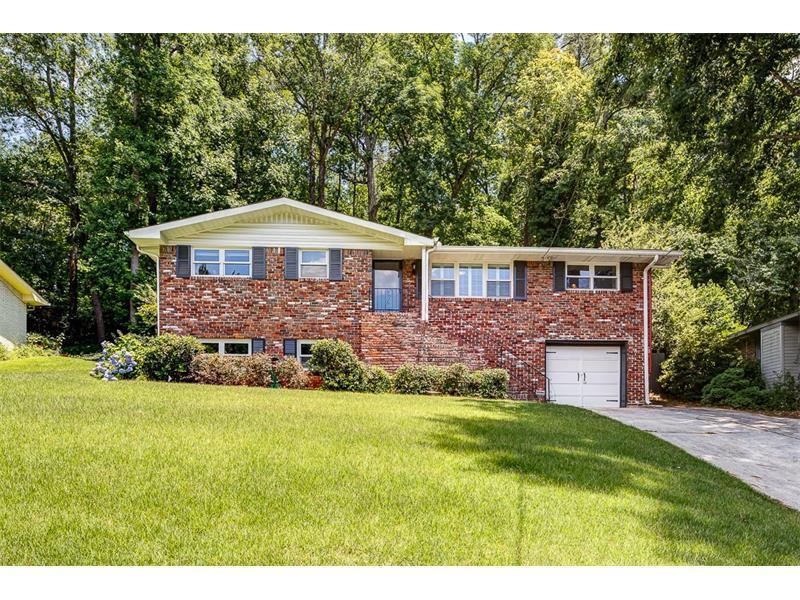 2252 Capehart Circle NE, Atlanta, GA 30345 (MLS #5703630) :: North Atlanta Home Team