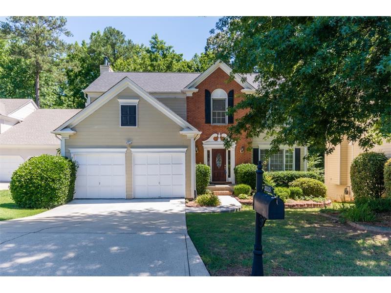 11125 Glenbarr Drive, Duluth, GA 30097 (MLS #5704400) :: North Atlanta Home Team