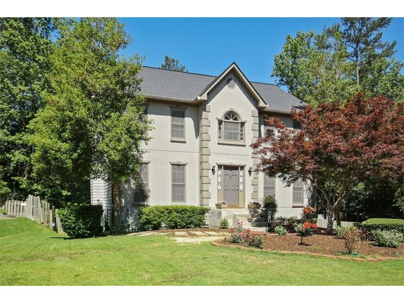 1395 Wynford Gate SW, Marietta, GA 30064 (MLS #5704612) :: North Atlanta Home Team