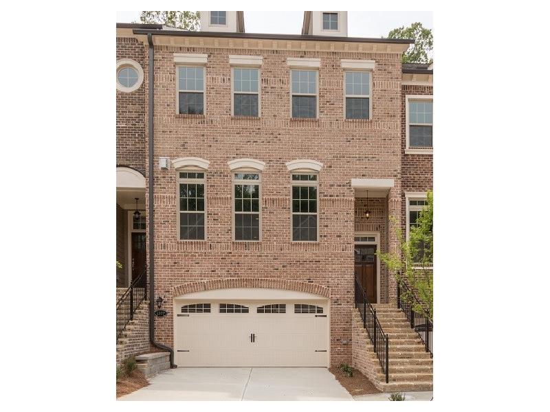 2377 Willington Shoals Place #22, Smyrna, GA 30080 (MLS #5705165) :: North Atlanta Home Team