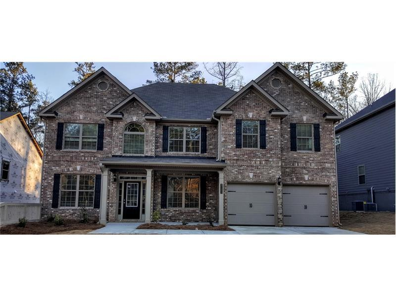 604 Stream Court, Fairburn, GA 30213 (MLS #5705331) :: North Atlanta Home Team
