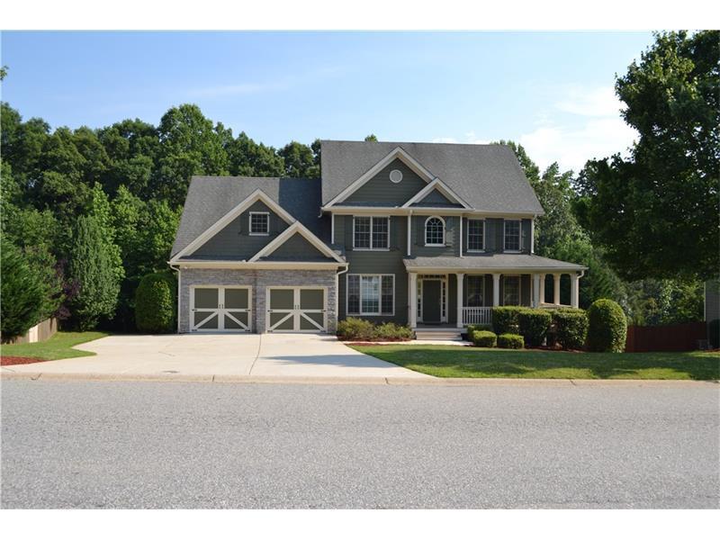 5805 Twelve Oaks Drive, Cumming, GA 30028 (MLS #5705335) :: North Atlanta Home Team